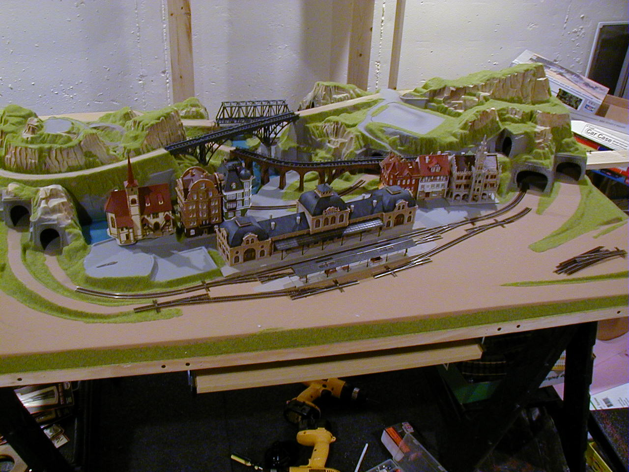 Model Trains Buildings O Scale