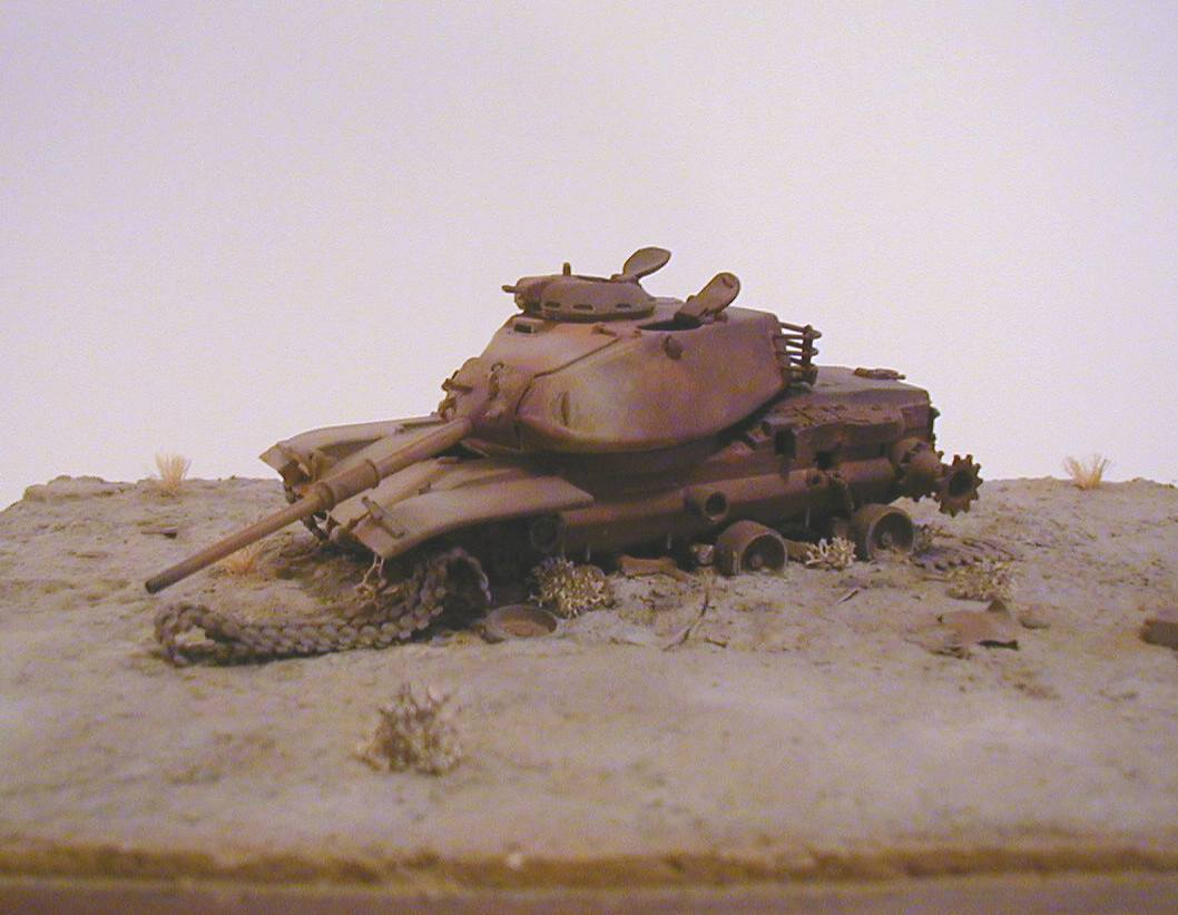 Model Tank Dioramas http://www.mini-things.com/models.html
